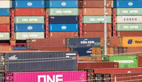 Rast trgovine između Kine i EU uprkos pandemiji 14