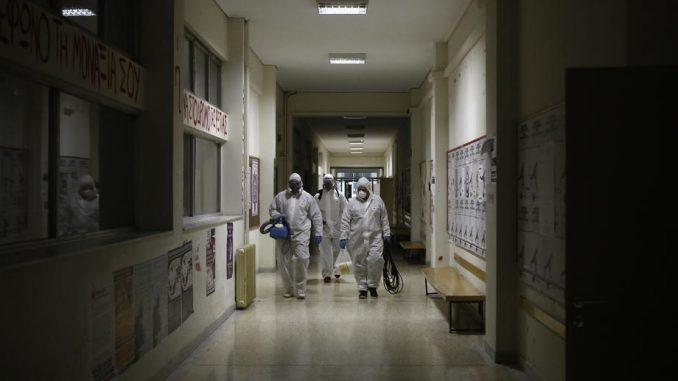 Grčka do 7. januara produžava mere protiv epidemije korona virusa 4
