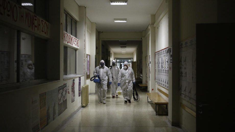Indijski soj korona virusa registrovan u Grčkoj 1