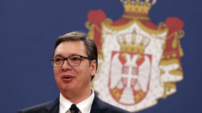 Vučić sa predsednicom Evropske banke za obnovu i razvoj razgovarao o ekonomskim merama 4