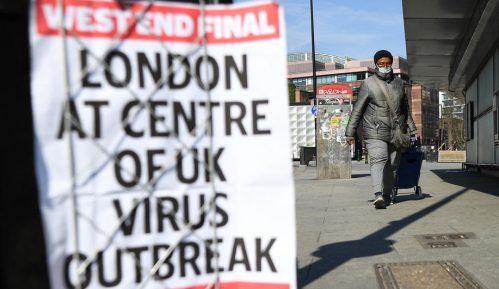 Džonson: Novi soj korona virusa smrtonosniji 7