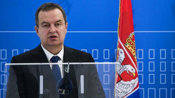 Dačić: Nastavak dijaloga sa Prištinom verovatno u martu 2