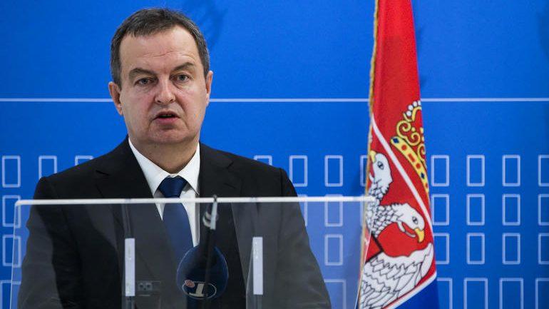 Dačić: Nastavak dijaloga sa Prištinom verovatno u martu 1