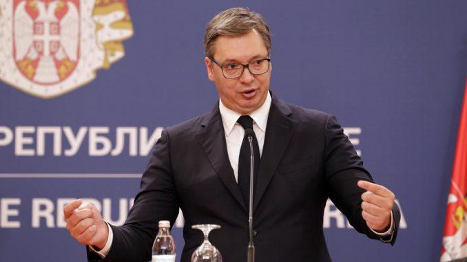 Vučić: Najava ujedinjenja Kosova i Albanije pretnja Evropi i čitavom svetu 1