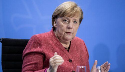 Merkel ne odustaje od podrške gasovodu Severni tok dva 6