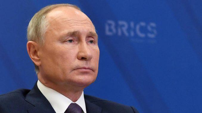Putin potpisao produženje rusko-američkog sporazuma Novi start 1