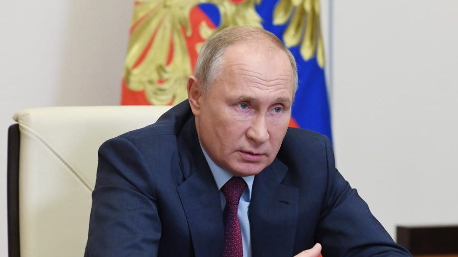 Putin uporedio ruske policijske akcije protiv disidenata s hapšenjem izgrednika u Vašingtonu 1
