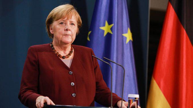 Stranka Angele Merkel novog predsednika bira na onlajn konvenciji 16. januara 4