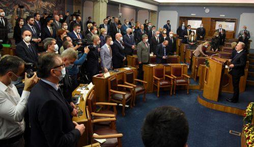 DPS napustila parlament Crne Gore 7
