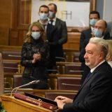 Skupština Crne Gore razmatra smenjivanje ministra pravde zbog izjava o Srebrenici 12