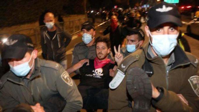 Netanjahu obećao izlaz iz korona krize, a Izraelci nastavili proteste 4