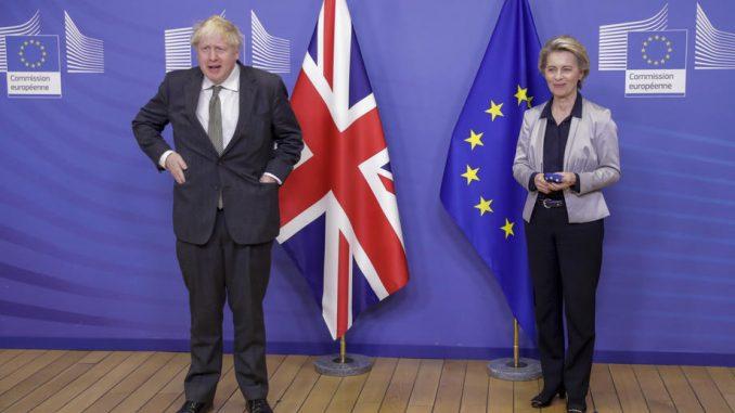 Velika Britanija i EU postigle privremeni dogovor 1