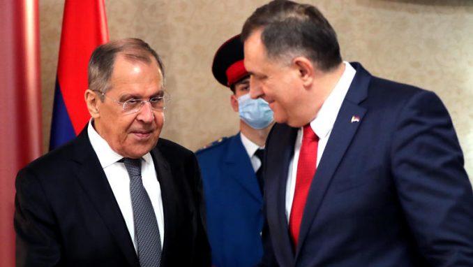 MSP Rusije: Još nema dokaza o nezakonitoj nabavci ikone poklonjene Lavrovu 1