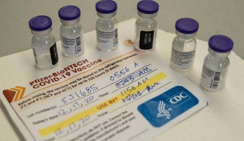 Fajzerova vakcina efikasna protiv britanskog soja virusa 2