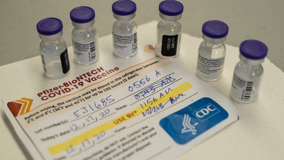 Novi kontingent od 100.650 doza Fajzer vakcina stigao u Srbiju 1