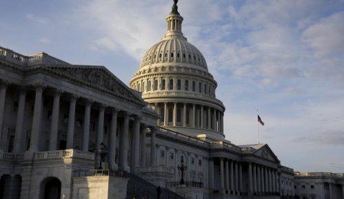 Kompleks Kongresa SAD privremeno blokiran zbog dima tokom probe za inauguraciju Bajdena 7