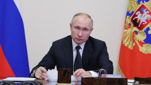 Putin pozvao građane na jedinstvo 1