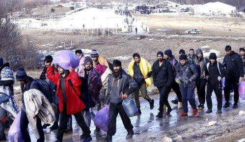Odnos prema migrantima na hrvatskoj granici na meti kritika dela evropskih parlamentaraca 7