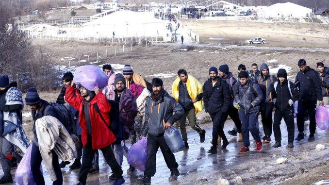 Odnos prema migrantima na hrvatskoj granici na meti kritika dela evropskih parlamentaraca 4