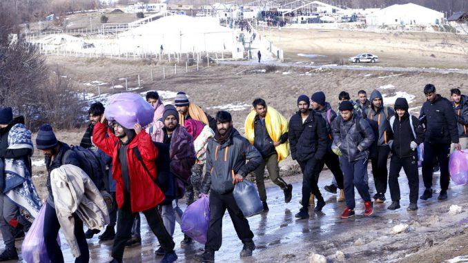 Borel pozvao vlasti u BiH da bez odlaganja zbrinu migrante iz kampa Lipa 5
