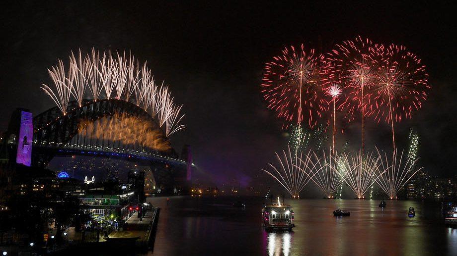 Australija, Novi Zeland, Kiribati i Samoa već dočekali Novu godinu (FOTO) 1