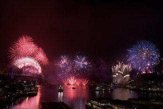 Australija, Novi Zeland, Kiribati i Samoa već dočekali Novu godinu (FOTO) 2