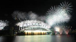 Australija, Novi Zeland, Kiribati i Samoa već dočekali Novu godinu (FOTO) 9