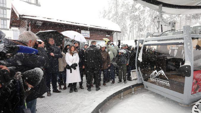 Ministarstvo: Izdate upotrebne dozvole za gondole na Zlatiboru i Kopaoniku 3