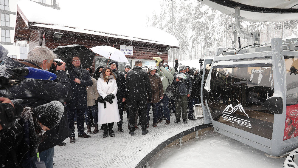 Ministarstvo: Izdate upotrebne dozvole za gondole na Zlatiboru i Kopaoniku 1