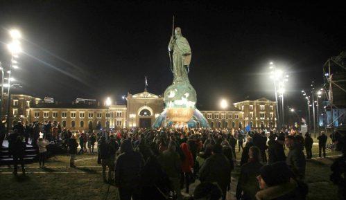 Manifestacija moći, kiča i kulta ličnosti predsednika 12