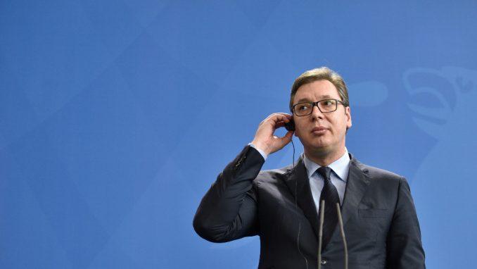 Prisluškivanje nelegalno samo ako prijavi Vučić 3