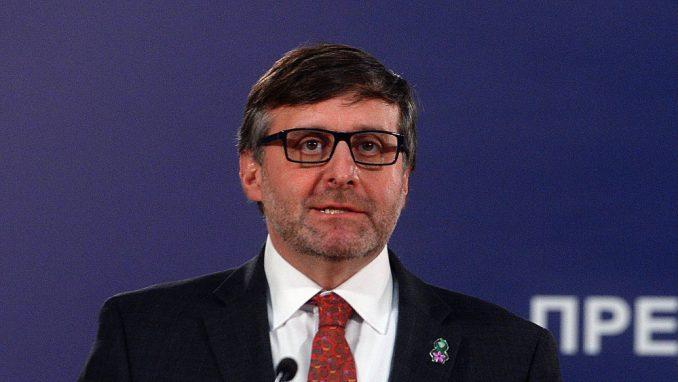Palmer: Srbija treba još mnogo da uradi u oblasti vladavine prava i slobode medija 1