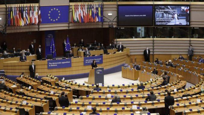 Poslanici Evropskog parlamenta pozvali Srbiju da reši afere 1