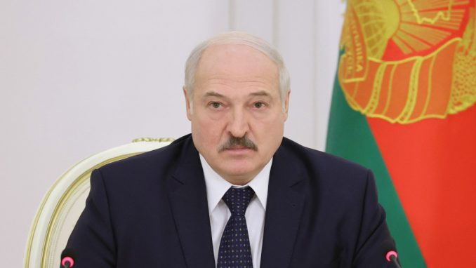Lukašenko kaže da je osujetio pokušaj puča 3