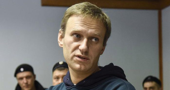 Policija pretresa prostorije organizacije Navaljnog u Moskvi 1