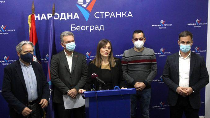 Aleksić: Nećemo nikome zabraniti da nas podrži 4