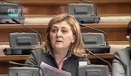 Olena Papuga: Prihvatila sam funkciju na poziv Gordane Čomić 1