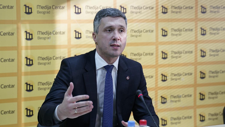 Obradović (Dveri): Da li je Cvijan bio Vučićeva veza s kontroverznim biznismenima i kriminalcima 1