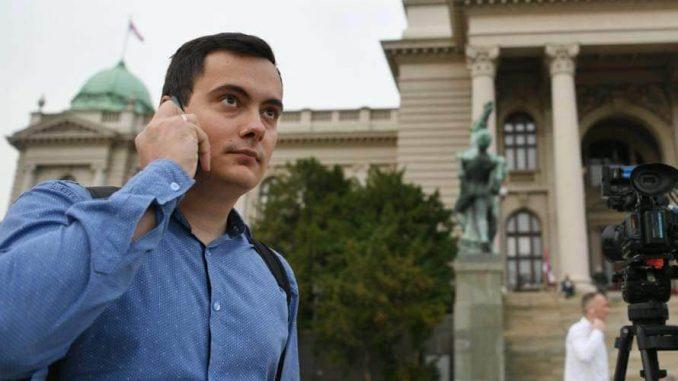 Milovančević o pretnjama: Nije prijatno, prvenstveno zbog porodice 5