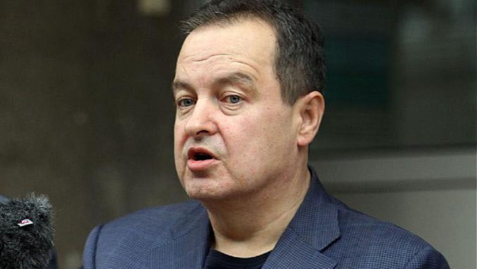 Dačić: U narednih desetak dana biće rešena tehnička pitanja oko dijaloga 3