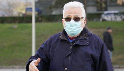 Lekari: Kasnimo s merama, novi talas epidemije počinje 8