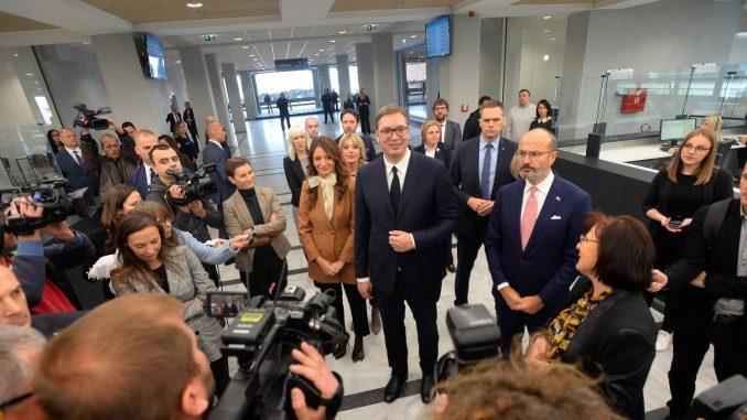 Prvo osnovno tužilaštvo potvrdilo da se ne vodi istraga o prisluškivanju Vučića 5