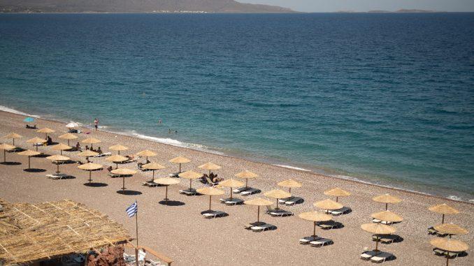 Grčka 14. maja otvara vrata za turiste, uslov ili vakcina, ili antitela ili negativan test 3