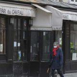Od četvrtka u Parizu zatvorena 24 restorana 8