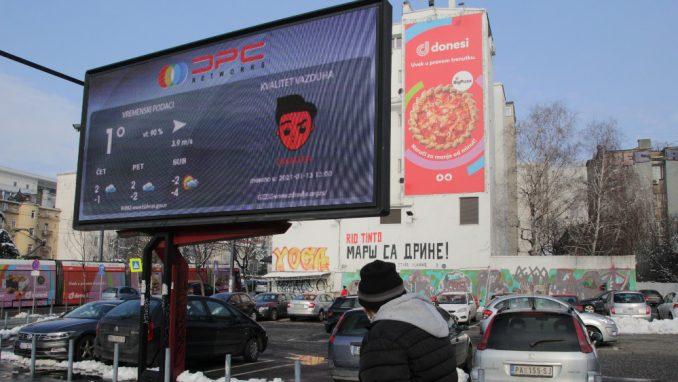 Beograd osmi na svetu po zagađenosti 1