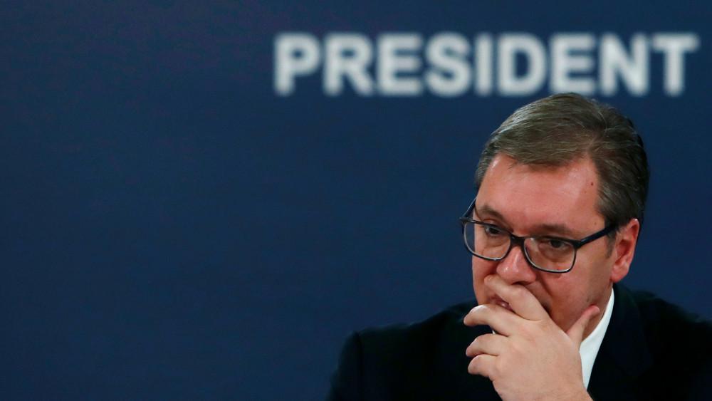 Vučić o izveštaju EP: Ogoljene laži, izgubili su se u vremenu i prostoru 1
