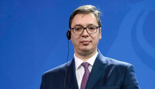 Vučić razgovarao sa Fabricijem o evropskom putu Srbije 5