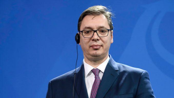 Vučić razgovarao sa Fabricijem o evropskom putu Srbije 3