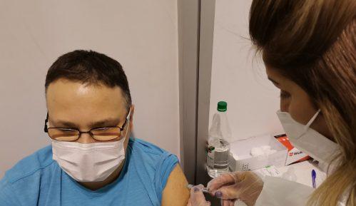 Kako izgleda vakcinacija na Beogradskom sajmu? (FOTO) 8