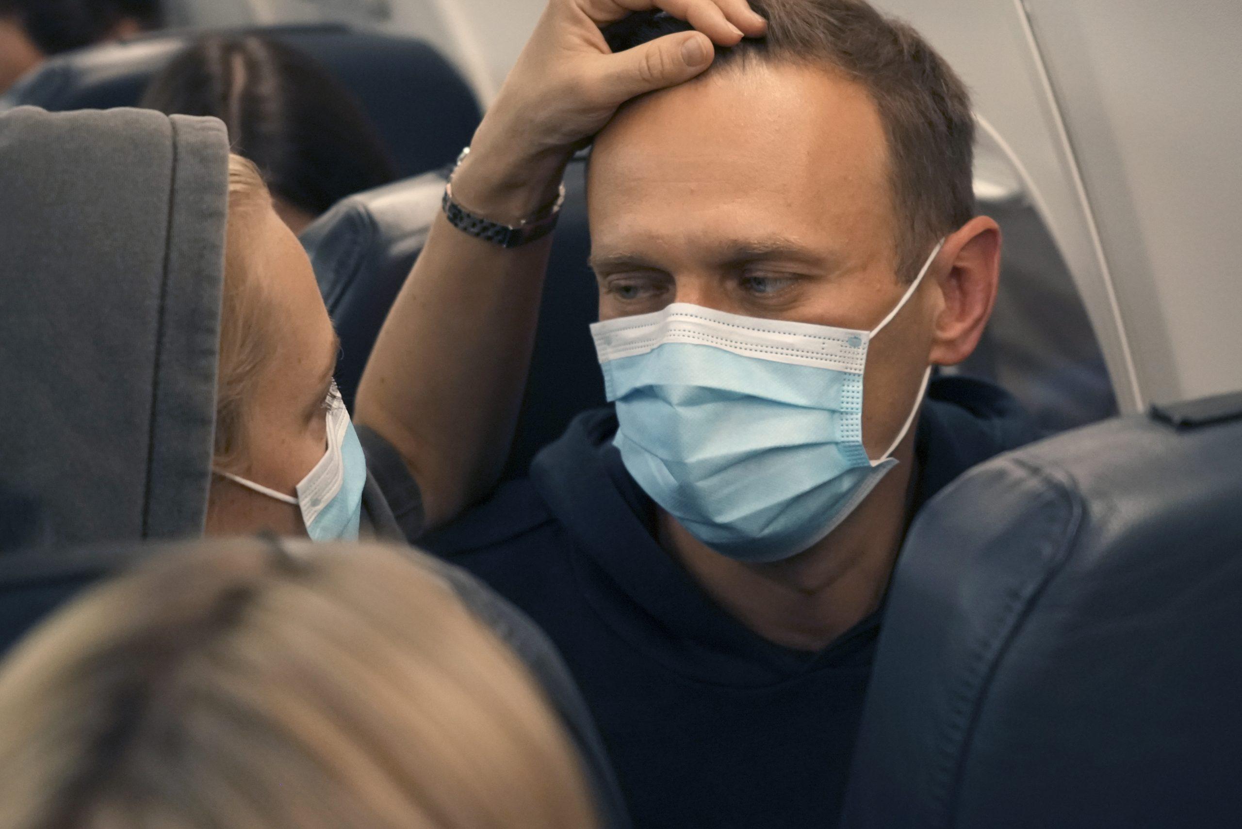 Ruska policija na aerodromu privela lidera opozicije Alekseja Navaljnog 1